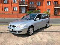 07 Mitsubishi Lancer 1.6 Equippe ESTATE + FSH + LONG MOT