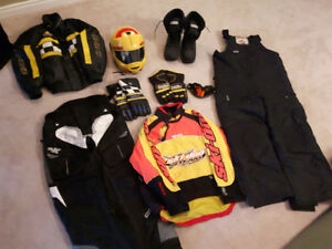 Snowmobile Attire
