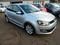2014 Volkswagen Polo 1.2 70 Match Edition 5dr HATCHBACK Petrol Manual