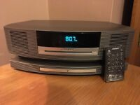 Bose Wave SoundTouch Music System Silver
