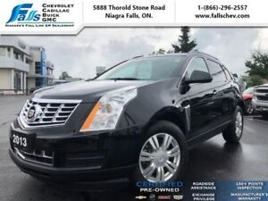 """2013 Cadillac SRX Leather Collection  18""""ALLOYS,MEMORY SEATS,FWD"""