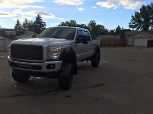 LIFTED!!! 2011 Ford F-350 Lariet