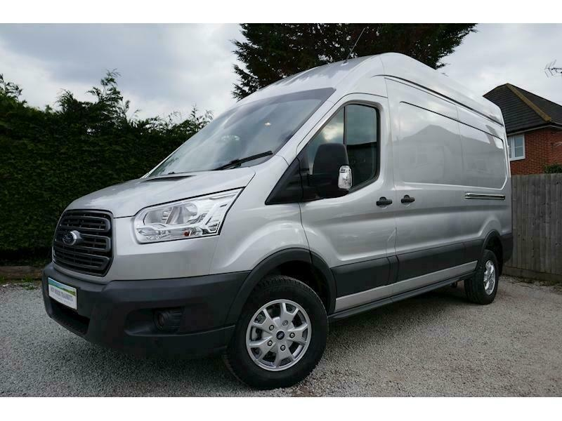 a1afa28699 Ford Transit 350 L3 H3 Trend Air 2.0 170ps RWD Van with Alloys