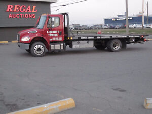 CALGARY and Area Towing Services - Fast / Affordable / Reliable