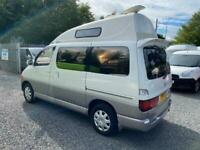 Toyota granvia camper 3.0 td automatic 2 berth camper
