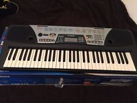 Yamaha PSR 175 ideal beginning keyboard