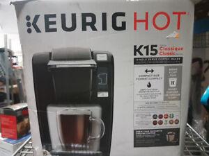 KEURIG K15 Hot Brewing System