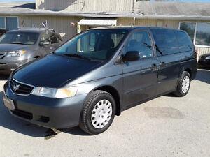 2004 Honda Odyssey LX Minivan, Van