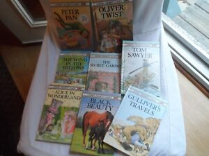Variety of  Eight Children's Classics Belleville Belleville Area image 1