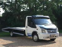 Ford Transit 2.4TDCi Duratorq ( 100PS ) 2008. 350 LWB. Recovery vehicle