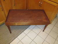 Small Enclosed Coffee Table