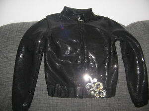 GORGEOUS SEQUINNED JACKET
