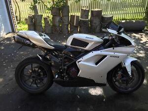 Ducati 1198 Rare