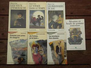 Livres jeunesse La Courte Echelle