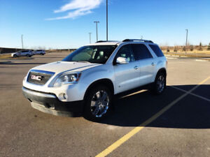 2010 Acadia SLT1 - Backup Camera, Fully Loaded - WINTER SPECIAL