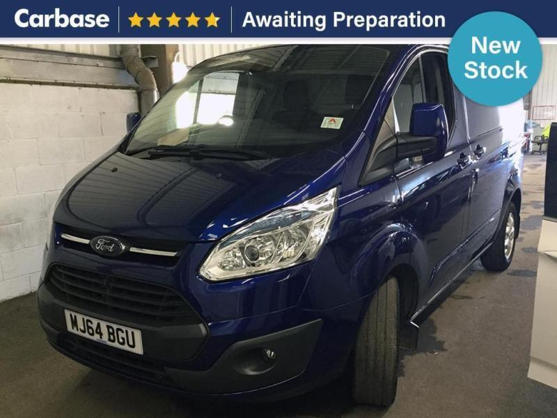 2014 FORD TRANSIT CUSTOM 2.2 TDCi 125ps 270 L1 Low Roof Limited Van