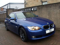 07 57 BMW 32OD COUPE SPORT SE 2DR M-SPORT BODYKIT+ALLOYS LOW ROADTAX