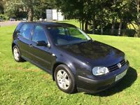 53 VW Golf Match 1.9 Tdi PD 100 ** 1 Owner ** Full Vw Service History **