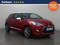2014 CITROEN DS3 1.6 THP 16V 155 DStyle Techno 3dr