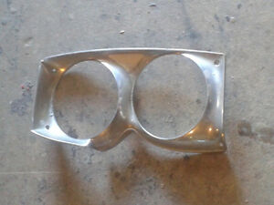 1965 Mercury Comet L/H headlight bezel