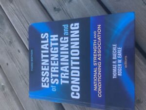 Essentials of Strength Training and Conditioning (3rd Edition)