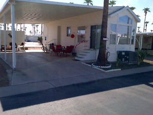 TOWEROINT RESORT - PARK MODEL FOR RENT - MESA ARIZONA