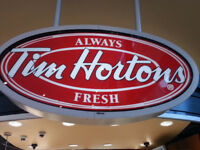 Got Tim's Experience? Love a super busy environment?