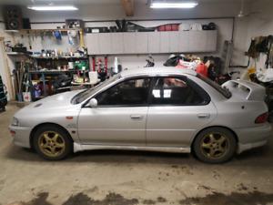 1996 Subaru WRX STI