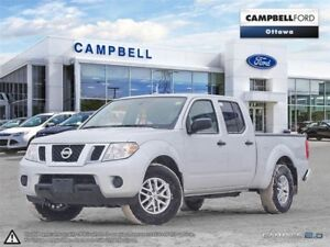 2017 Nissan Frontier SV 4x4-AUTO-AIR--SALE PRICED