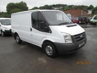 2008/58Ford Transit 2.2TDCi Duratorq ( 110PS ) 260S ( Low Roof) SWB *** NO VAT**