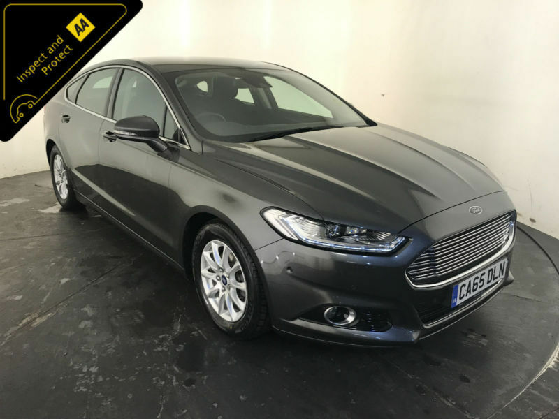 2016 FORD MONDEO TITANIUM TDCI DIESEL 1 OWNER SERVICE HISTORY FINANCE PX WELCOME