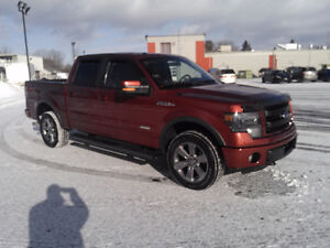 2013 Ford F-150 Camionnette