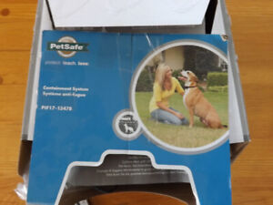 Pet Safe Containment System