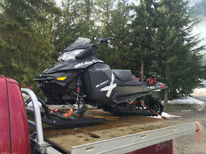 "2013 Ski Doo Summit X 163"" 800 etec"
