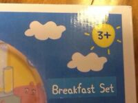 Peppa Pig - Ceramic Breakfast Set, Brand New with Box