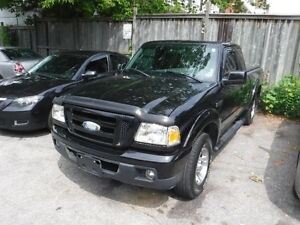 2006 Ford Ranger SPORT Pickup Truck ONLY 122000KM CERTIFIED!!!!