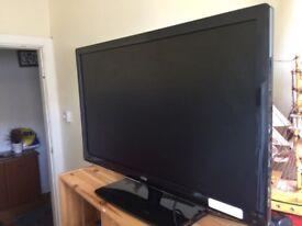 "Logik 26"" tv , built in dvd player"