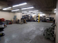 4850 sq of Commercial Space off the highway Hamilton East end