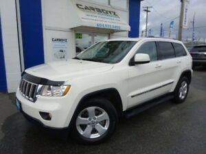2012 Jeep Grand Cherokee Laredo 4WD V8, Nav, Sunroof, Leather, T