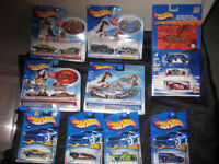 Yu-gi-oh hot wheels collection in mint condition  NEW PRICE