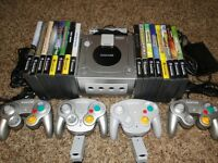 GameCube and games