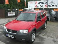 2003 FORD MAVERICK XLT 3L AUTOMATIC ONLY 80,796 MILES, FULL SERVICE HISTORY