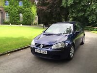 "2005 ""55"" Volkswagen Golf TDI SE S 1.9"