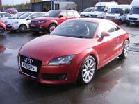 Audi TT 3.2 QUATTRO COUPE (red) 2007