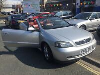 ASTRA CONVERTIBLE 1.8 FULL LEATHER ELECTRIC ROOF