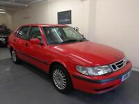 Saab 9-3 2.2TiD Diesel Low Mileage A1 Condition 2 Owners From New