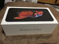 Iphone6s plus,gray,02,giffgaff,tesco ,128gb,Brand new,full one year Apple warranty,