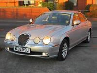 Jaguar S-TYPE 2.5 V6 auto SE