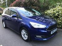 FORD GRAND C-MAX ZETEC TDCI 2016 Diesel Automatic in Blue