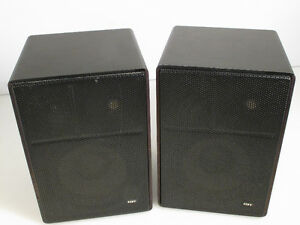 RFT Acoustics Model Carreara 120W 3 War Speakers Made in Germany